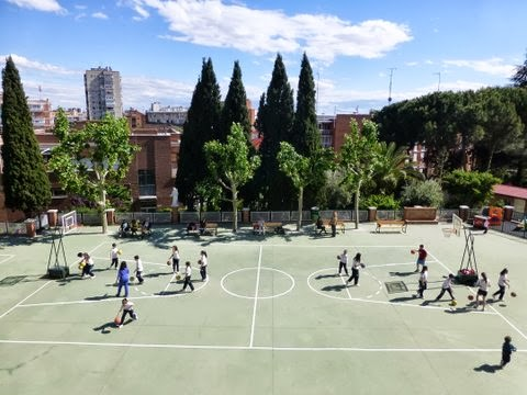 """Primer premio del IConcurso de Fotografía del AMPA """"Este es mi colegio"""". Autor: Santiago Redondo"""
