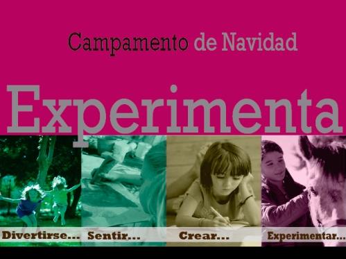 Campamento Experimenta