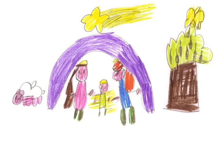 2º de Infantil (4 años): Pablo Barrios de Castro