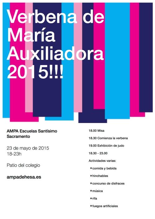 cartel verbena 2015